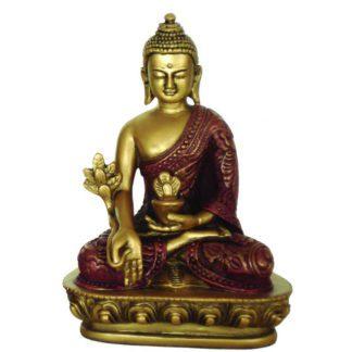 Medicin Buddha erhelbredelsens Buddha
