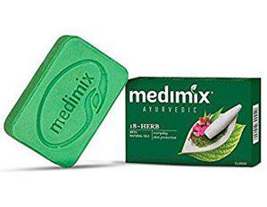 Medimix Ayurvedisk sæbe 125g.