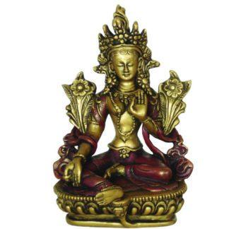Tibetansk Grøn Tara