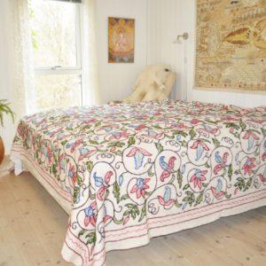 Kashmir sengetæpper