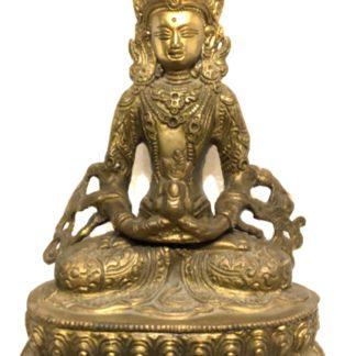 Langt livs Buddha