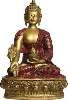 Medicin Buddha er helbredelsens Buddha