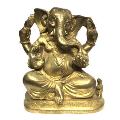 Messing Ganesha Oestensperle