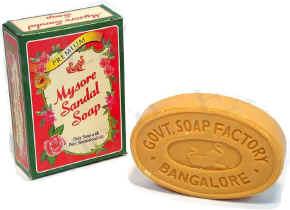 Mysore Sandal sæbe
