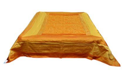 Sengetaespper i silke