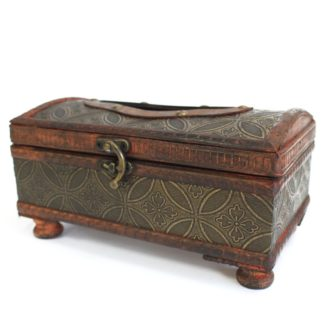 Vintage tissue box