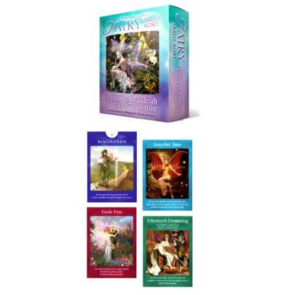 Virtue Doreen: Fairy Tarot