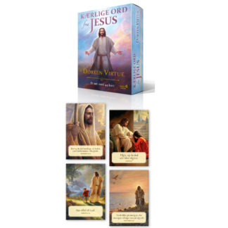 Om Kærlige ord fra Jesus - på dansk - Doreen Virtue