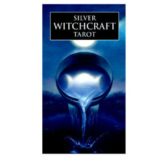 Silver Witchcraft tarot 78 cards