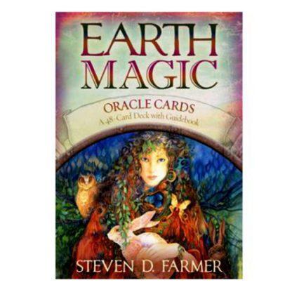 Earth Magic af Steven D. Farmer.