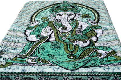 Batik vægtæppe Ganesh