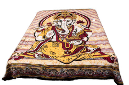 Ganesha vægtæppe