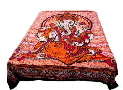 Ganesh batik tæppe