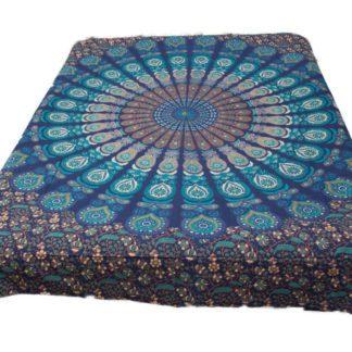 Mandala sengetæpper
