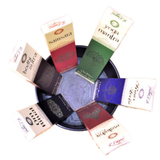 Mantra masala incense