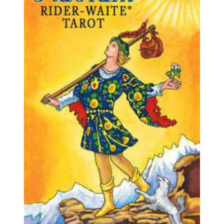 Radiant Rider-Waite Tarotkort