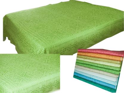 Bomulds sengetæppe