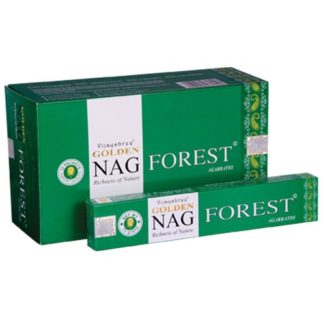Golden Nag Forest Incense