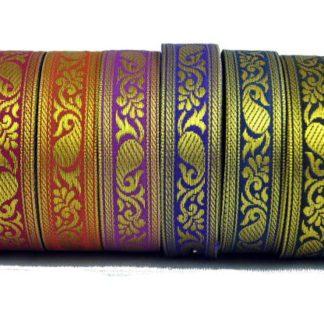 Bånd-kantebånd 2,5 cm.