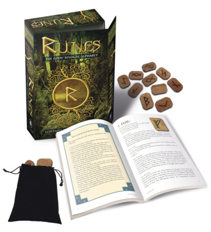 Runer, Guds magiske alfabet