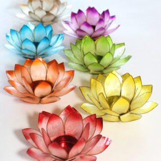 Lotus lysestager