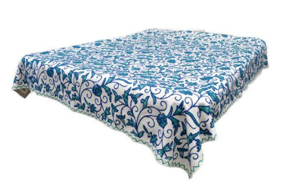 Kashmir sengtæppe