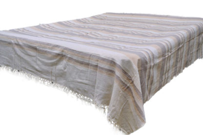 Kerala sengetæpper i 8 lysefarverKerala sengetæpper i 8 lysefarver