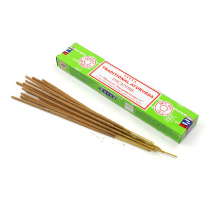 Satya Tulsi Incense