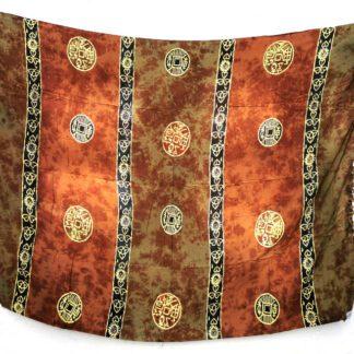 Bali sarong i keltiske mønstre
