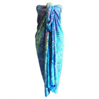 Bali blokprint sarong