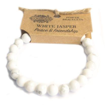 Hvid jaspis