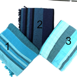 Kerala bomulds sengetæpper