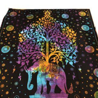 Livets træ med elefant