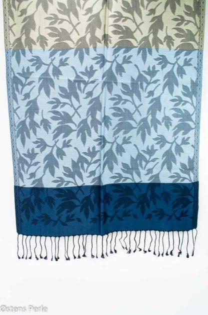 Silke tørklæder medium