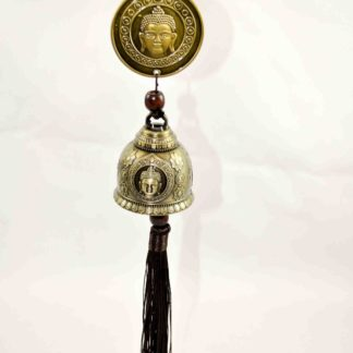 Kinesisk Lykke Feng Shui rigdom og succes. Afværger ondskab, beskytter og bringer fred i hjemmet eller haven.