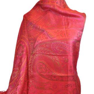 Silke tørklæde lage