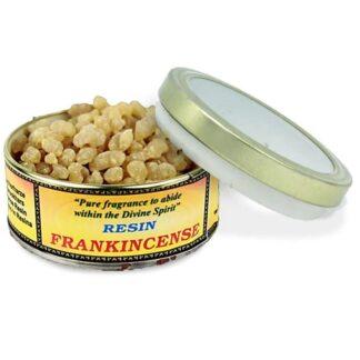 Frankincense røgelse