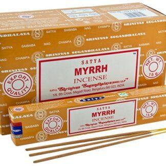 Nag Champa Myrrh