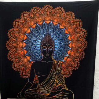 Mandala dug 100 i bomuld