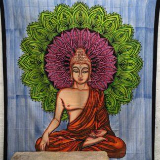 Buddha tæppe