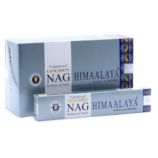 Golden Nag - Himalaya Incense