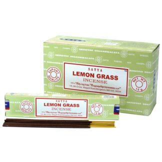 Nag Champa Lemon grass