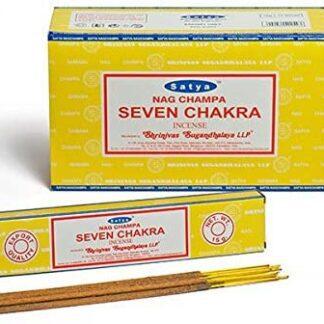 Nag Champa Seven Chakra