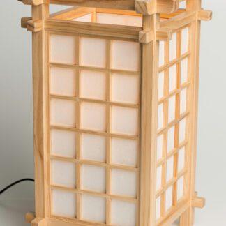 Japansk lampe Ido natur