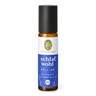 Stess-free økologisk aroma roll-on