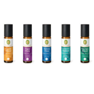 Økologisk aroma roll-ons