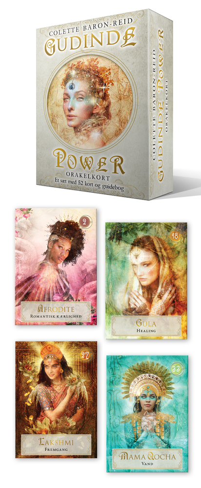 Gudinde power af Colette Baron-Reid