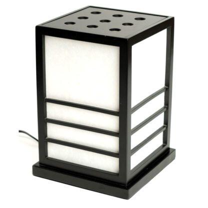 Japanske lampe nikko black