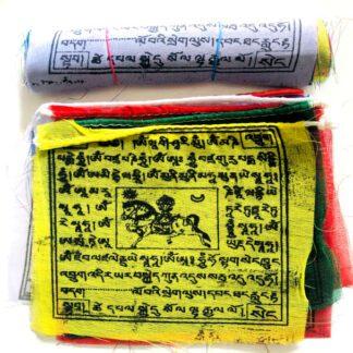 Tibetanske bedeflag