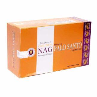 Golden Nag - Palo santo røgelsespinde 15g.